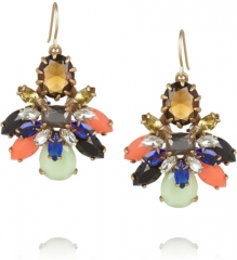 Honey Bee Earrings by J. Crew at Net A Porter