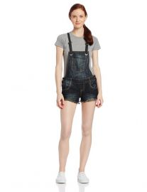 Hot Kiss Shortalls at Amazon