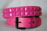 Hot Pink studded belt at Amazon