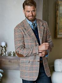 Houndstooth Blazer at Pendleton