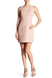 Hourglass Jacquard Shift Dress by Theory at Nordstrom Rack