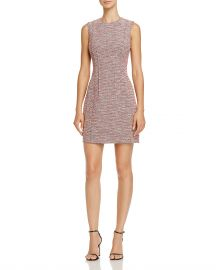 Hourglass K Beacon Tweed Dress by Theory at Bloomingdales