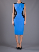 Hourglass dress by Victoria Beckham at Farfetch