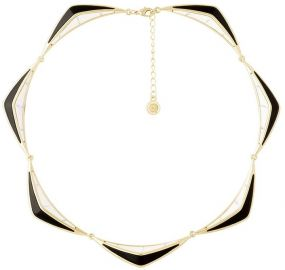 House of Harlow Eclipse Collar Necklace at Pink Mascara
