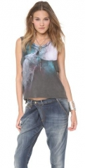 Howl at the moon tank by Chaser at Shopbop