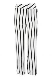 Humbug Stripe Slouch Trousers - Pants   Leggings - Clothing at Topshop
