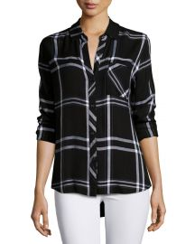 Hunter Plaid Long-Sleeve Shirt by Rails at Neiman Marcus