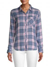 Hunter Plaid Pocket Shirt at Saks Fifth Avenue
