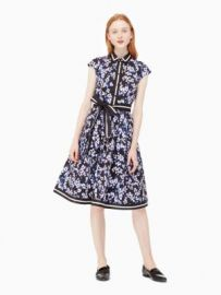 Hydrangea Cotton Shirtdress at Kate Spade