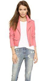 IRO Ashville Leather Jacket at Shopbop