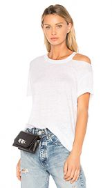 IRO Bacau Tee in White from Revolve com at Revolve