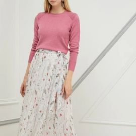 ISABEL MARANT ETOILE - KLEEZA COTTON AND WOOL SWEATER at 24 Sevres