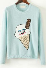 Ice Cream Sweater at She Inside