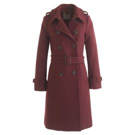 Icon Wool Coat at J. Crew