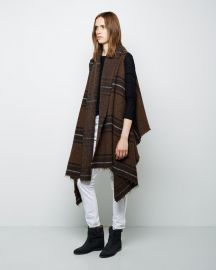 Idoa Kaftan Vest by Isabel Marant at La Garconne