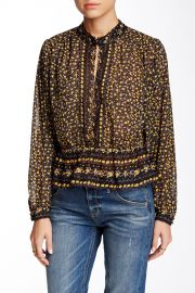 If I Had You Printed Blouse at Nordstrom Rack