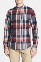 Ikat poplin shirt by Public Opinion at Nordstrom Rack
