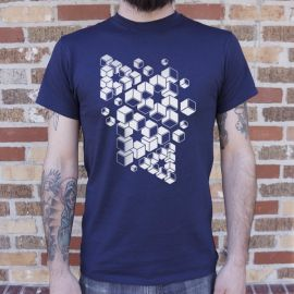 Impossible Triangles Penrose T-Shirt at 6 Dollar Shirts