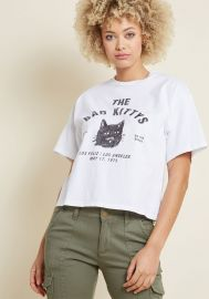 In Paw Taste Graphic Tee at Modcloth