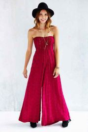 Indah Pure Eyelet Jumpsuit at Urban Outfitters