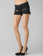 Indio denim shorts by Paige at Paige