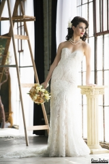 Ines Di Santo Wedding Gown at Lovella Bridal