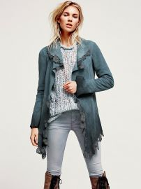 Infinite Arms Corset Jacket at Free People