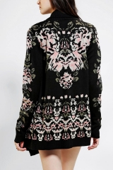 Intarsia drape cardigan by Staring at Stars at Urban Outfitters