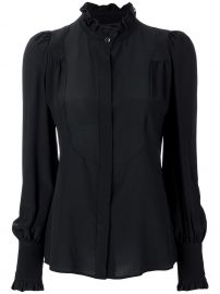 Isabel Marant Sloan Victorian Blouse at Farfetch