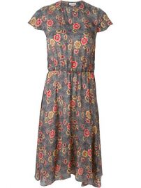 Isabel Marant   201 toile   39 saky  39  Dress  - at Farfetch
