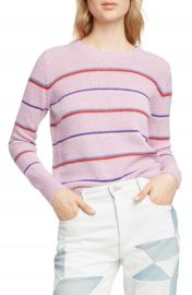 Isabel Marant   toile Gian Stripe Sweater at Nordstrom