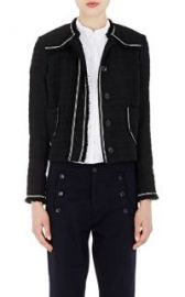 Isabel Marant   toile Lightweight Tweed Crop Ferris Jacket at Barneys