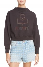 Isabel Marant   toile Odilon Sweatshirt at Nordstrom