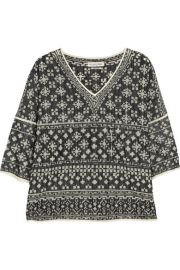 Isabel Marant Bela Top at Net A Porter