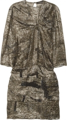 Isabel Marant Ilona dress at The Outnet