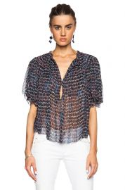 Isabel Marant Myriam Top at Forward by Elyse Walker