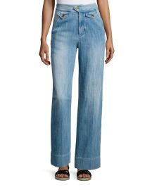 Isabel Marant Odessa Jeans at Neiman Marcus