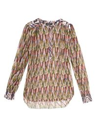 Isabel Marant Pilay Blouse at Matches