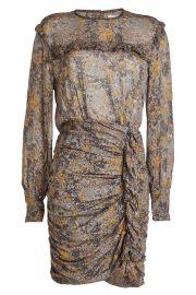 Isabel Marant Printed Dress at Stylebop