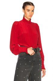Isabel Marant Sloan blouse at Forward