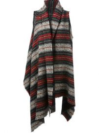 Isabel Marant and39idoaand39 Blanket Jacket - at Farfetch