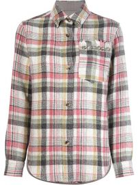 Isabel Marant and39milaneand39 Checked Shirt - at Farfetch