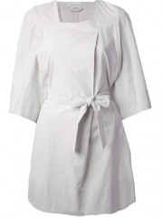 Isabel Marant toile Square Neck Dress - Dolci Trame at Farfetch