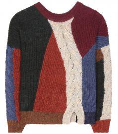 Isable Marant Gao Sweater at Mytheresa