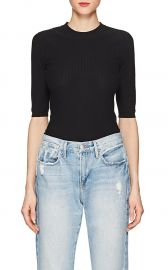 Iza Cotton-Blend Top at Barneys