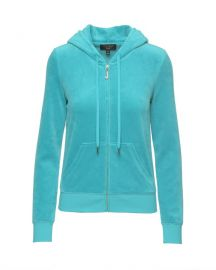 J Bling Velour Robertson Jacket by Juicy Couture at Juicy Couture