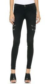 J Brand 8870 Dee Zip Photo Ready Skinny Jeans at Shopbop