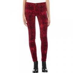 J Brand Anatolia Print Super Skinny Pants - Gaya at Barneys
