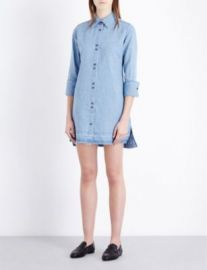 J Brand Bacall Shirtdress at Selfridges