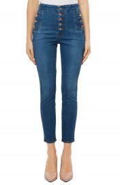 J Brand Natasha Sky High High Waist Crop Skinny Jeans  Lovesick at Nordstrom